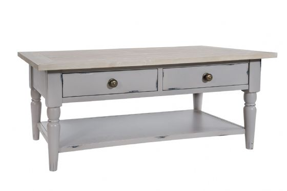 Lostwithiel Grey Coffee Table - Special Order